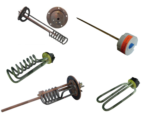Heatrae Heating Elements (Older Models)