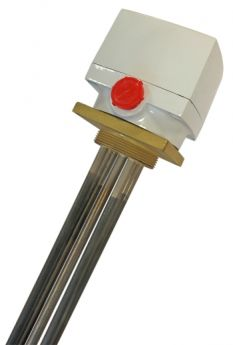 "30"" - Santon MY 'Superloy' 3 kW Industrial Immersion Heater - 2 1/4"" BSPT - MY330"