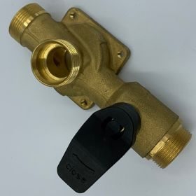 COLD WATER COMBINATION VALVE