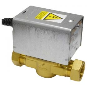 MEGAFLO HE 2-PORT MOTORISED VALVE 22MM